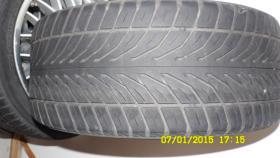 Foto 4 Auto Reifen mit Felge