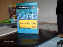 AutoCAD 2009 VIDEO2BRAIN 10 Std. Video-Training/Trainer Andreas Habelt