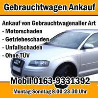 Autoankauf Ennigerloh | PKW Motorschaden | Unfallwagen Ankauf