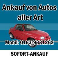 Autoankauf Menden NRW - PKW Ankauf & Verkauf 0163-9331262 NRW