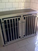 Foto 2 Autodoppelbox f�r Hunde