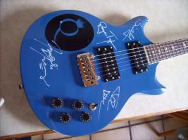 Autogramme...Gitarren...LP''s