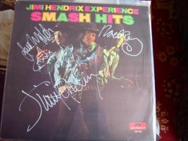 Foto 9 Autogramme...Gitarren...LP''s