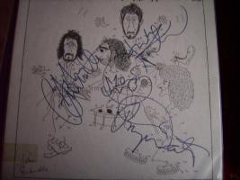 Foto 13 Autogramme...Gitarren...LP''s
