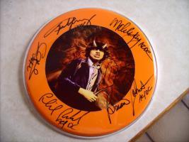 Foto 21 Autogramme...Gitarren...LP''s