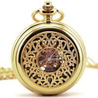 Automatikuhren Edel Taschenuhr mit Uhrkette