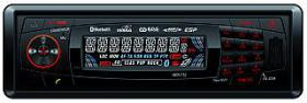 Autoradio ''MCR-732'' CD/MP3/USB/Bluetooth, schwarz