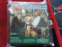 Autoschutzdecke Hundedecke Hund Decke Schutzdecke für Auto Car Safe Easy