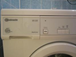 Foto 3 BAUKNECHT Waschmaschine günstig abzugeben!!!