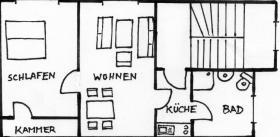 Foto 9 BERLIN PRENZLAUER BERG 2 ZIMMER FERIENWOHNUNG ZENTRAL UNTERKUNFT ZENTRUM FEWO