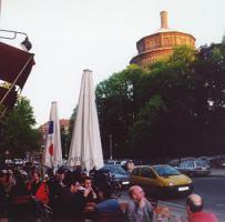 Foto 16 BERLIN PRENZLAUER BERG 2 ZIMMER FERIENWOHNUNG ZENTRAL UNTERKUNFT ZENTRUM FEWO