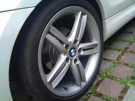 BMW 1er Sommerräder/Sommerreifen M 208 Doppelspeiche 18 Zoll
