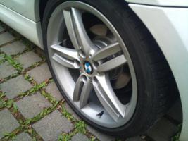 Foto 7 BMW 1er Sommerräder/Sommerreifen M 208 Doppelspeiche 18 Zoll
