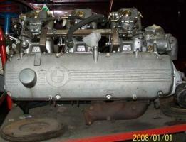 Foto 8 BMW 3,5L Motor CSI, Getrag, Weber, Momo, Alpina