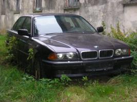 BMW 750 iL Teileverkauf