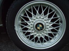 BMW BBS Kreuzspeichenfelgen