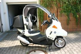 bmw c1 125 roller in wiesbaden von privat roller. Black Bedroom Furniture Sets. Home Design Ideas