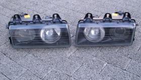 BMW E36 SCHEINWERFER Bosch H1 LINSENSCHEINWERFER