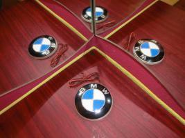 BMW EMBLEM Swarovski Desing veredelt(Handarbeit)mit LED