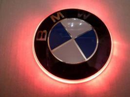 Foto 2 BMW Emblem LED