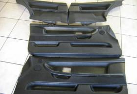 Foto 4 BMW Sitzausstattung M3 E36 Coupe Sitze Leder schwarz