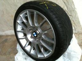Foto 2 BMW Sommer Radsatz Motorsport 216 18'' für 1er E87