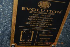 Foto 3 BNS Evolution Lautsprecher