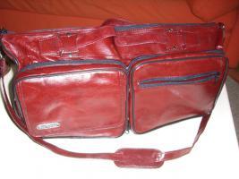 BORDTASCHE als klappbare Reisetasche / Falttasche PRAKTISCH!