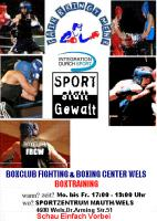 BOXTRAINING mit BOXCLUB FIGHTING & BOXING CENTER WELS