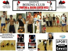 Foto 3 BOXTRAINING mit BOXCLUB FIGHTING & BOXING CENTER WELS