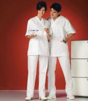 Foto 3 BP Schlupfkasack für Damen und Herren aus 100% Baumwolle