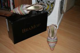 BRAMOR Chanel Tresse Schuhe ! Hingucker :) Neu &OVP ! Etwas für die Lady