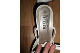 Foto 4 BRAUTKLEID ( MITTELALTER STIL ) und Schuhe