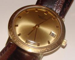 BREITLING 18 karat-2 stück-Herren Armbanduhre