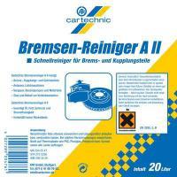 BREMSEN-REINIGER A II 20 LITER CARTECHNIC
