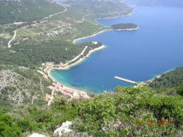 Foto 13 BUILDING LAND, FIRST ROW TO THE SEA in Trstenik, Croatia