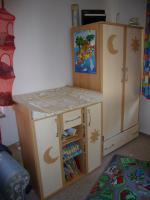 Baby-Kinderzimmer, besonderes Modell, mit Extras