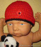 Foto 3 ***Babymützen, Häkelmützen, Baby-Sets, Fotoshooting, Geburtsgeschenk***
