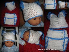 Foto 5 ***Babymützen, Häkelmützen, Baby-Sets, Fotoshooting, Geburtsgeschenk***