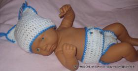 Foto 13 ***Babymützen, Häkelmützen, Baby-Sets, Fotoshooting, Geburtsgeschenk***