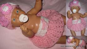 Foto 15 ***Babymützen, Häkelmützen, Baby-Sets, Fotoshooting, Geburtsgeschenk***