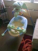 Babyschaukel ''Baby Gear Kuschelnest'' von Fisher Price, Aktivity Center & Sachen für Jungs Gr. 50-68