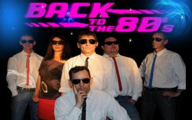 Back to the 80s - Live ! Top Coverband für Ihre Feier