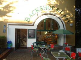 Backshop-cafe zu verkaufen