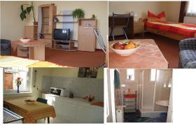 Bad Langensalza - möbliertes Zimmer