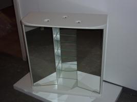 Bad-Spiegelschrank, wei�