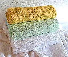 Badetücher / Saunatücher 70 X 140 reine Baumwolle 1 a Qualität