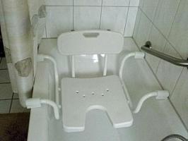 Badewannensitz nur 1 mal genutzt