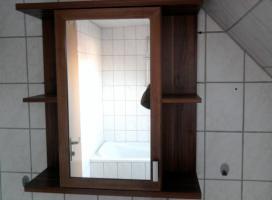 Badezimmermöbel Kernnussbaum Nachbildung