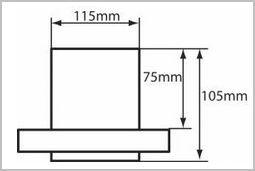 Badlüfter / Ventilator (120) EP5309/120 - OVP - NEU
